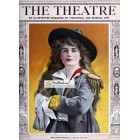 The Theater, 1916. Poster Print.