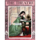 The Theatre, 1918. Poster Print. Amstrong.