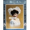 The Theatre, April, 1922. Poster Print.