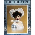 The Theatre, April, 1922. Poster Print.
