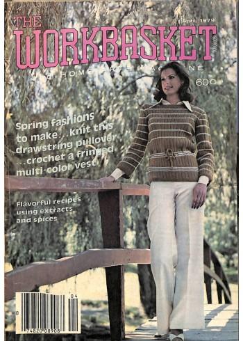 The Workbasket, April 1979