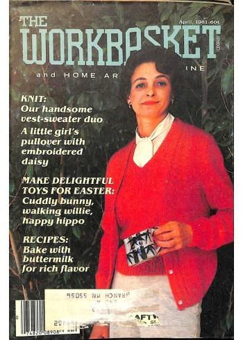 The Workbasket, April 1981