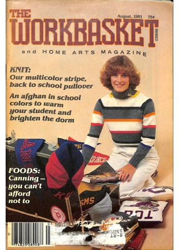 The Workbasket, August 1981