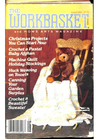 The Workbasket, August 1984