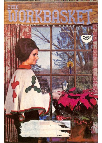 Cover Print of The Workbasket, December 1972