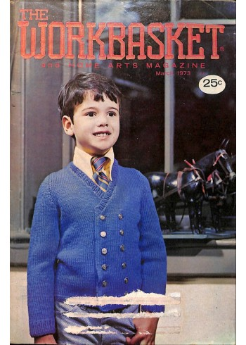 The Workbasket, March 1973