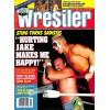 Cover Print of The Wrestler, January 1993