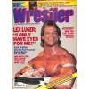 Cover Print of The Wrestler Magazine, July 1993