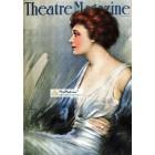 Theatre, 1924. Poster Print.