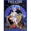 Theatre Magazine, November, 1922. Poster Print. Homer Conant.