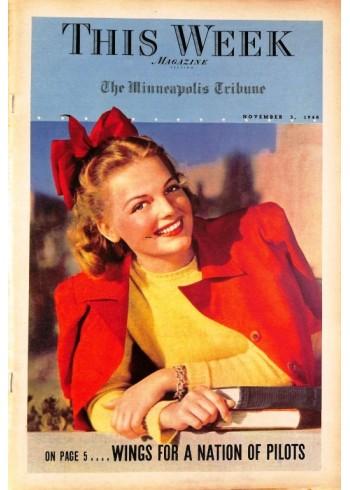 This Week (The Minneapolis Journal), November 3 1940