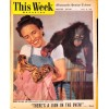 Cover Print of This Week, July 18 1948
