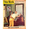 Cover Print of This Week, July 4 1948