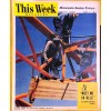 Cover Print of This Week, March 16 1947