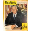 Cover Print of This Week, March 9 1947