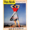 Cover Print of This Week, October 26 1947
