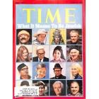 Time, April 10 1972