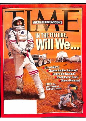 Time, April 10 2000