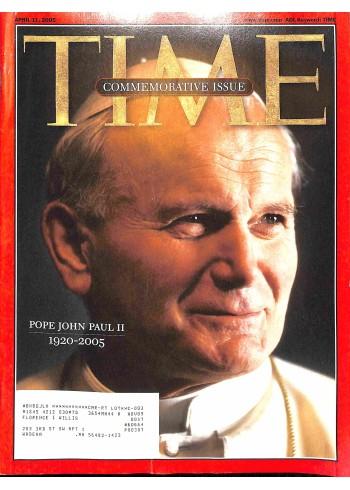Time, April 11 2005