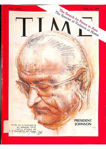 Time, April 12 1968