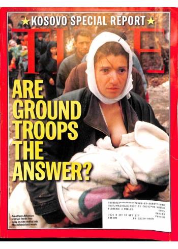 Time, April 12 1999