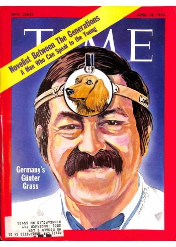 Time, April 13 1970
