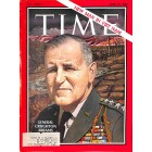 Cover Print of Time, April 19 1968