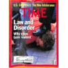 Cover Print of Time, April 1 1991