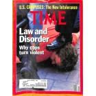Time, April 1 1991