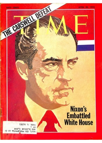 Cover Print of Time, April 20 1970