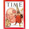 Cover Print of Time, April 30 1956