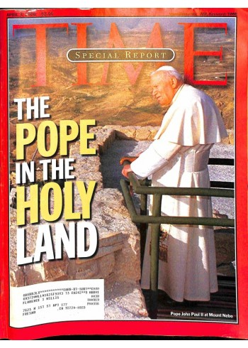 Cover Print of Time, April 3 2000
