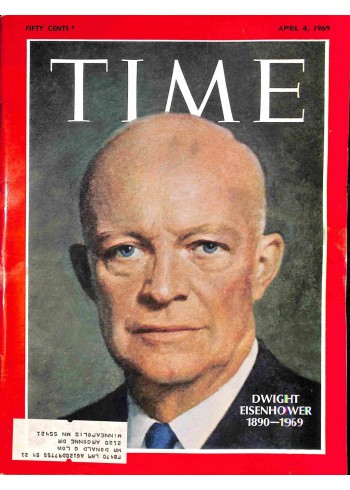 Time, April 4 1969