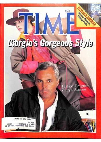 Time, April 5 1982
