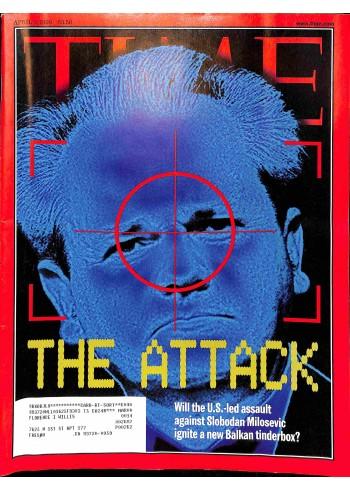 Time, April 5 1999
