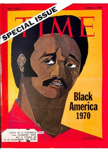 Time, April 6 1970