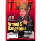 Time, April 6 1998