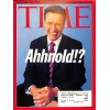 Cover Print of Time, August 18 2003