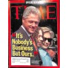 Cover Print of Time, August 31 1998