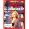Cover Print of Time, August 7 1989