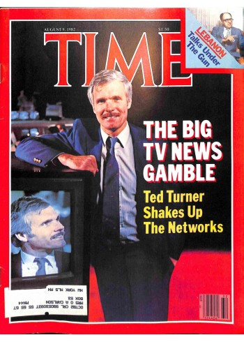 Cover Print of Time, August 9 1982