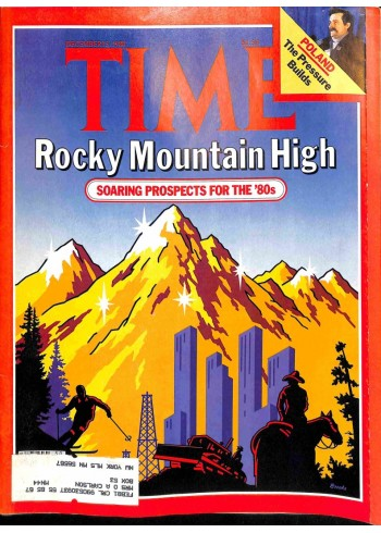 Cover Print of Time, December 15 1980