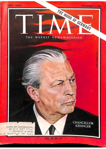 Time, December 9 1966