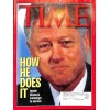 Cover Print of Time, February 1 1999