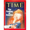 Cover Print of Time, February 22 1971
