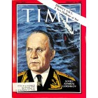 Cover Print of Time, February 23 1968