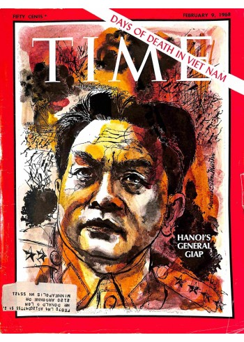 Cover Print of Time, February 9 1968