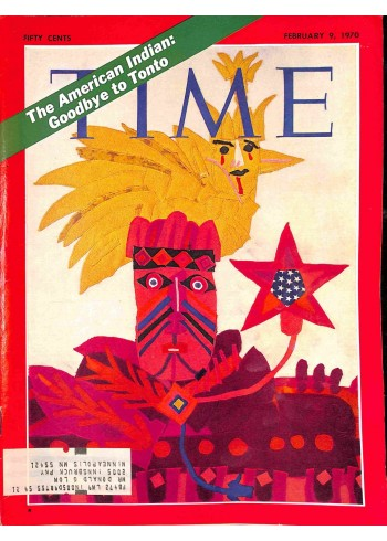 Time, February 9 1970
