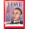 Cover Print of Time, January 25 1954