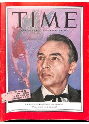 Time, January 25 1954